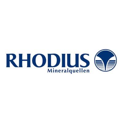 RHODIUS Mineralquellen und Getränke