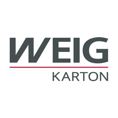 WEIG-Karton c/o Moritz J. Weig